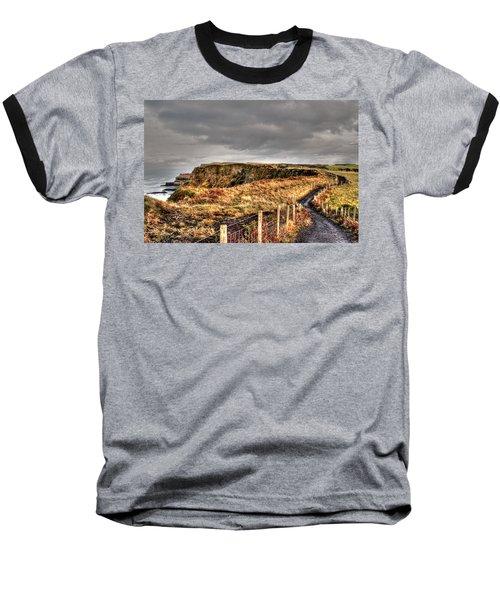 A' Druim Baseball T-Shirt