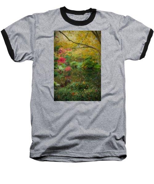 A Fall Afternoon Baseball T-Shirt