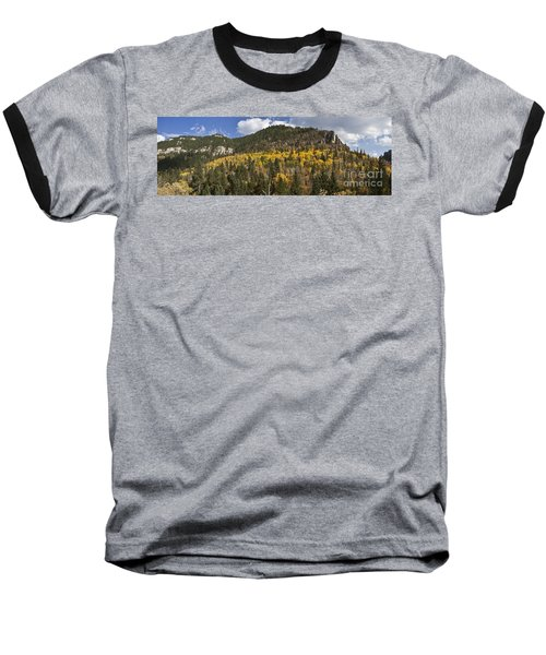 A Falls Day In Spearfish Canyon Of South Dakota Baseball T-Shirt