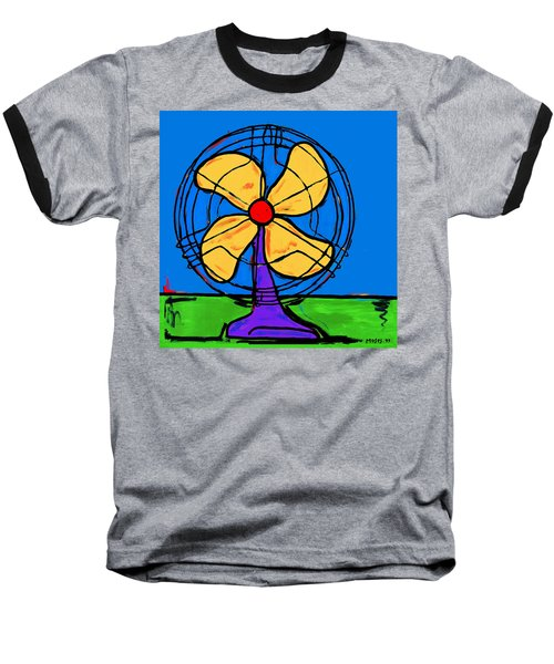 A Fan Of Color Baseball T-Shirt
