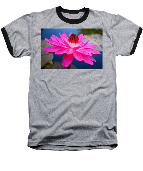 A Flower And A Dream... Baseball T-Shirt