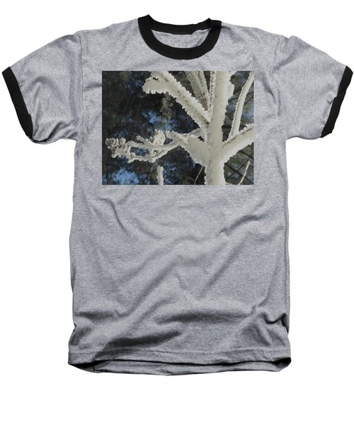 A Frosty Morning Baseball T-Shirt