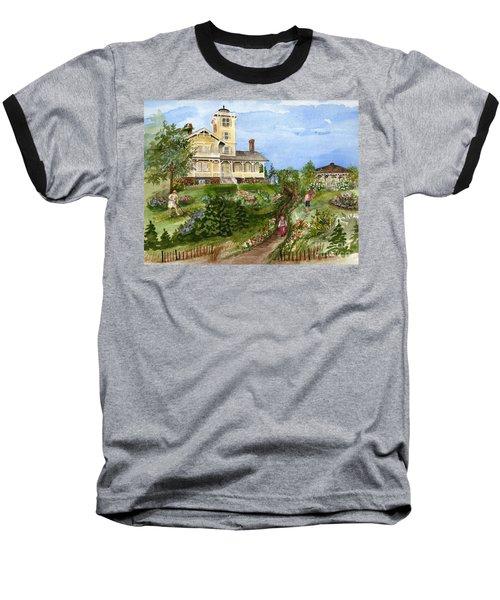 A Garden For All Ages Baseball T-Shirt