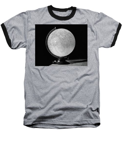 A Globe Lamp Baseball T-Shirt
