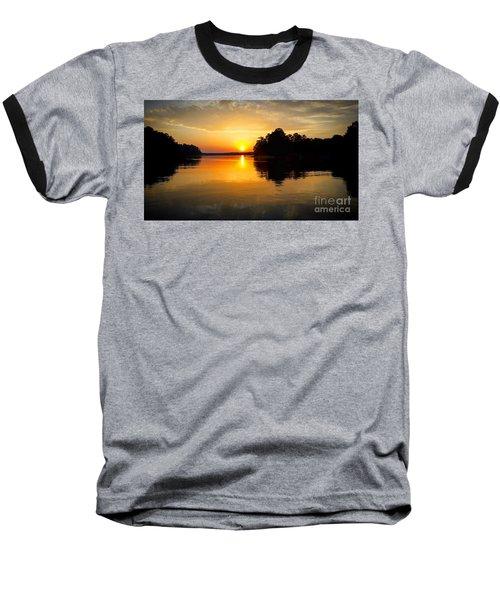A Golden Moment Baseball T-Shirt