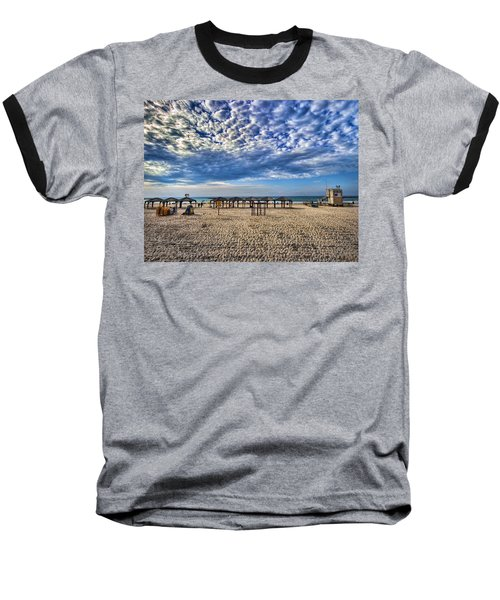 a good morning from Jerusalem beach  Baseball T-Shirt