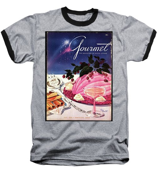 A Gourmet Cover Of Mousse Baseball T-Shirt