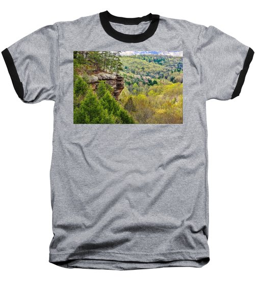Baseball T-Shirt featuring the photograph A Grand View by Dale Kincaid