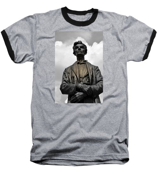 A Great Man Baseball T-Shirt