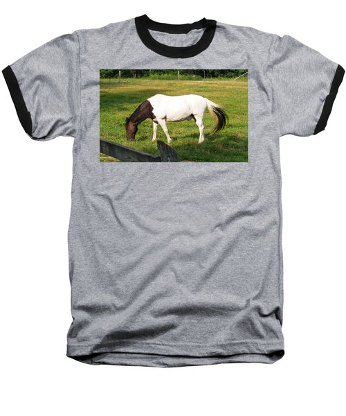 A Horse Named Dipstick Baseball T-Shirt