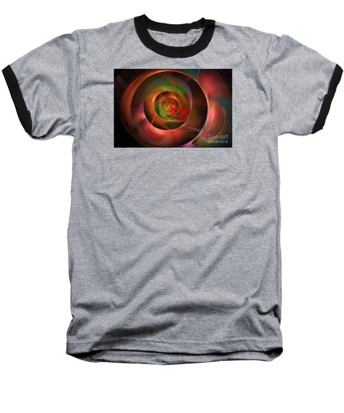 A Kind Of Inner Opalescence Baseball T-Shirt