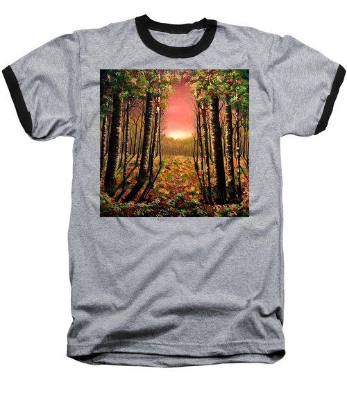 A Kiss Of Life Baseball T-Shirt