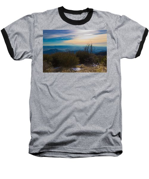 Baseball T-Shirt featuring the photograph A Late Winter's Afternoon by Heidi Smith