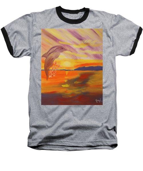 A Leap Of Joy Baseball T-Shirt
