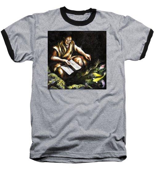 A Letter Baseball T-Shirt