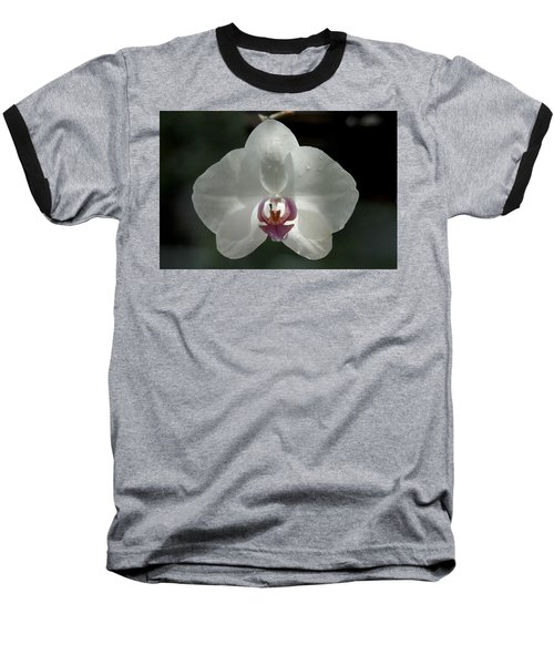 Baseball T-Shirt featuring the photograph A Light Rain by Greg Allore