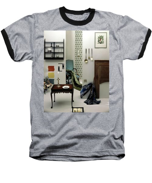 A Living Room Designed By Raleigh Tavern Baseball T-Shirt