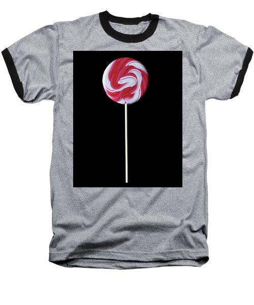 A Lollipop Baseball T-Shirt