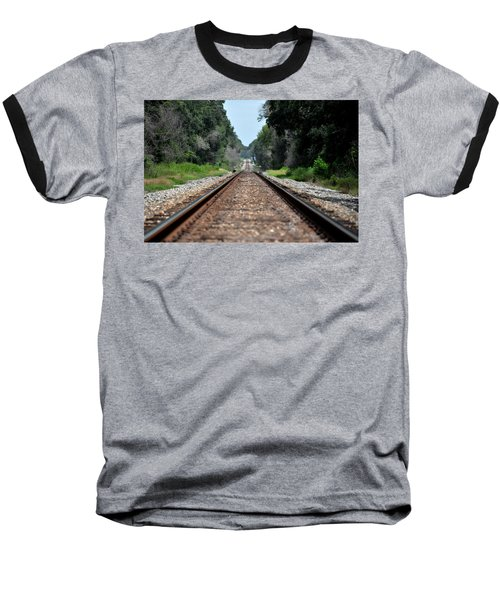 A Long Way Home Baseball T-Shirt