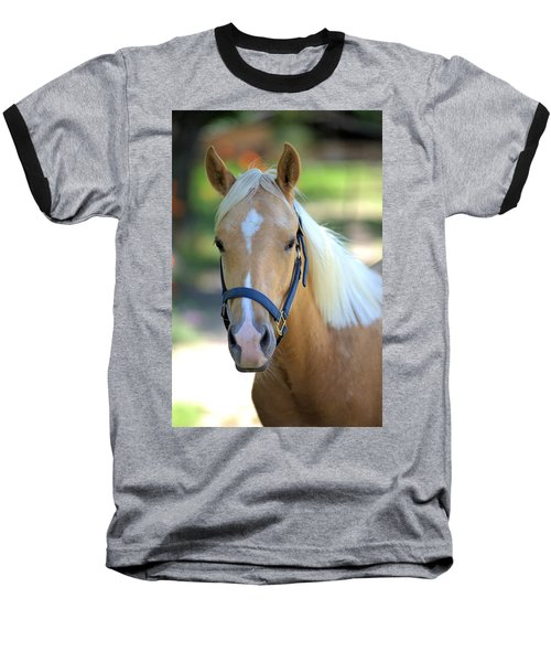 Baseball T-Shirt featuring the photograph A Loyal Friend by Gordon Elwell