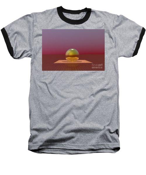 A Lozenge For The Soul Baseball T-Shirt