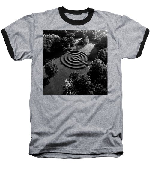 A Maze At The Chateau-sur-mer Baseball T-Shirt