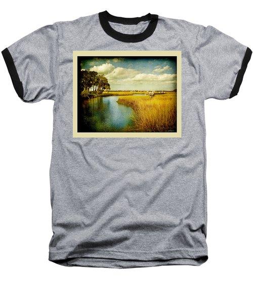 A Melancholy Afternoon Baseball T-Shirt