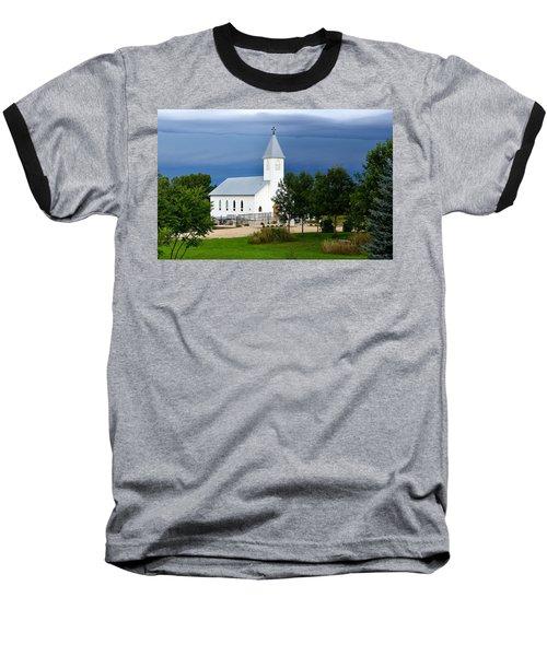 A Moment Of Peace Baseball T-Shirt