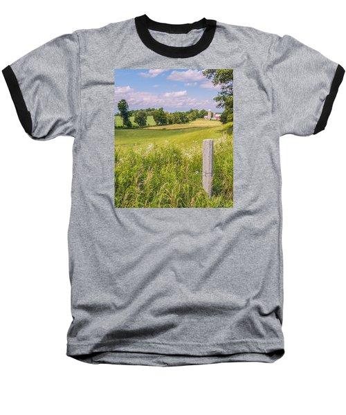 A Nation's Bread Basket  Baseball T-Shirt