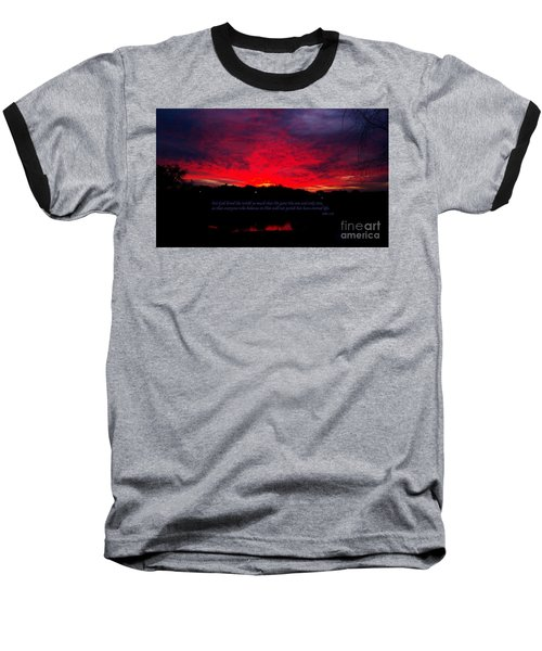 A New Day Baseball T-Shirt