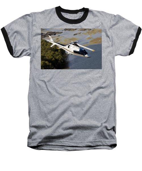 A Paining Baseball T-Shirt