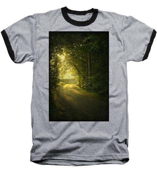 A Path To The Light Baseball T-Shirt