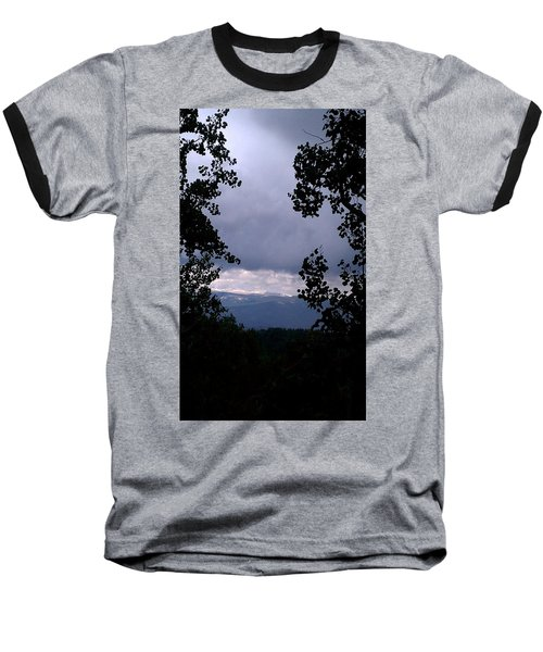 Baseball T-Shirt featuring the photograph A Peek At Heaven by Fortunate Findings Shirley Dickerson