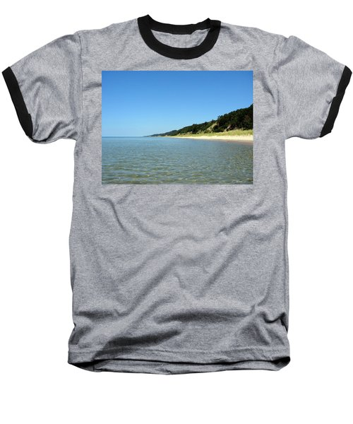 A Perfect Day On The Water Baseball T-Shirt