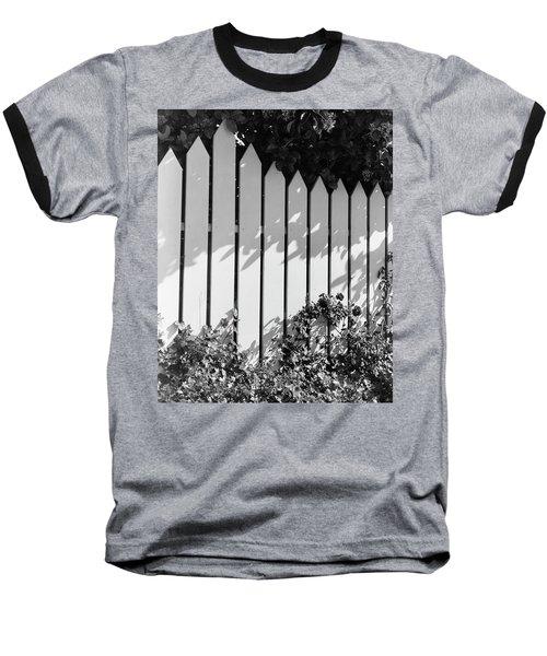 A Picket Fence Baseball T-Shirt