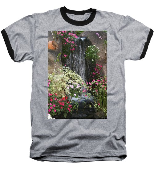 Baseball T-Shirt featuring the photograph A Place Of Serenity by Bruce Bley