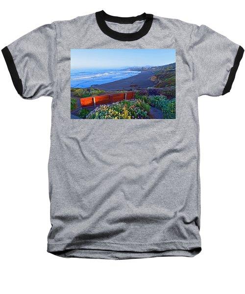 A Place To Reflect Baseball T-Shirt