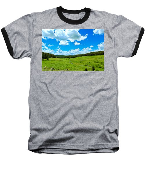 A Place To Relax Baseball T-Shirt