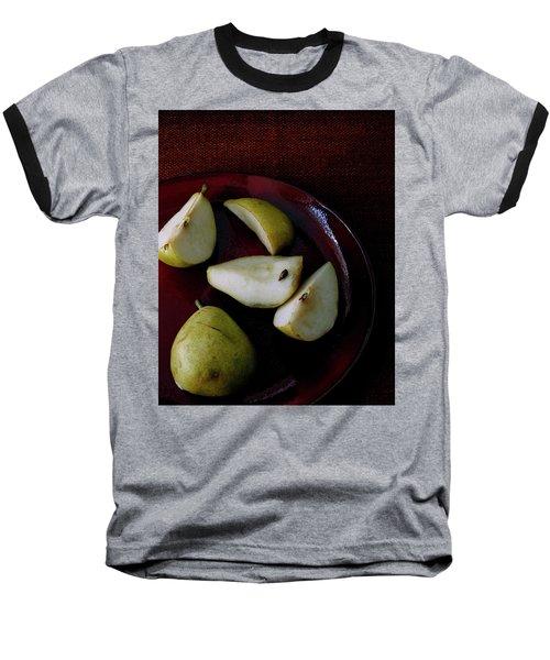 A Plate Of Pears Baseball T-Shirt