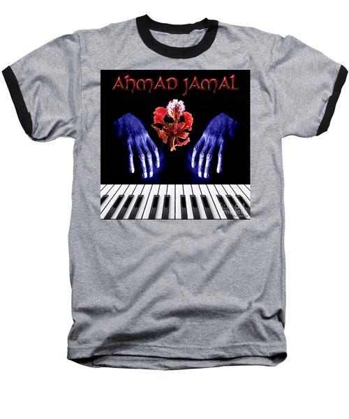 Ahmad Jamal Baseball T-Shirt
