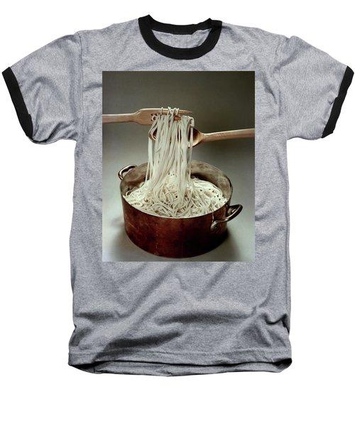 A Pot Of Spaghetti Baseball T-Shirt