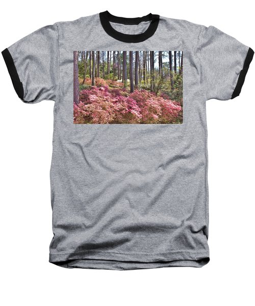 A Quiet Spot In The Woods Baseball T-Shirt