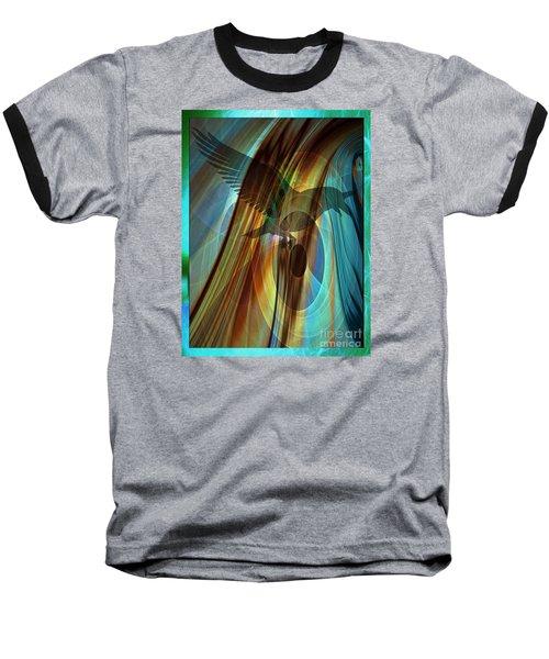 A Raven's Eye Baseball T-Shirt