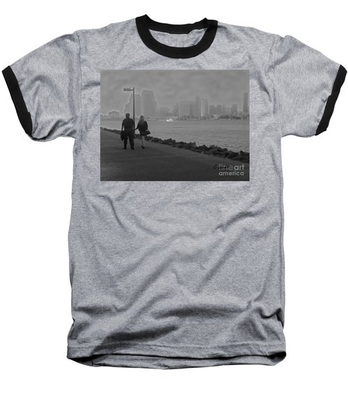 A Romantic Walk 2 Baseball T-Shirt