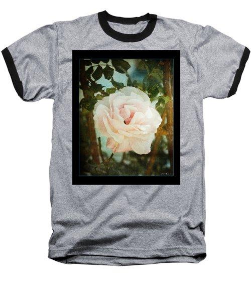 A Rose Is A Rose Baseball T-Shirt