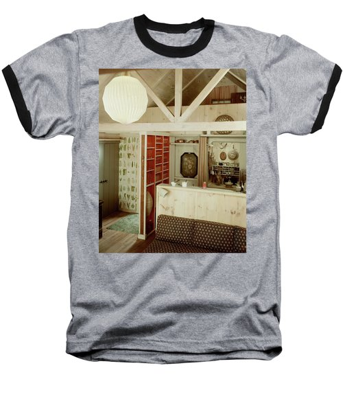 A Rustic Kitchen Baseball T-Shirt