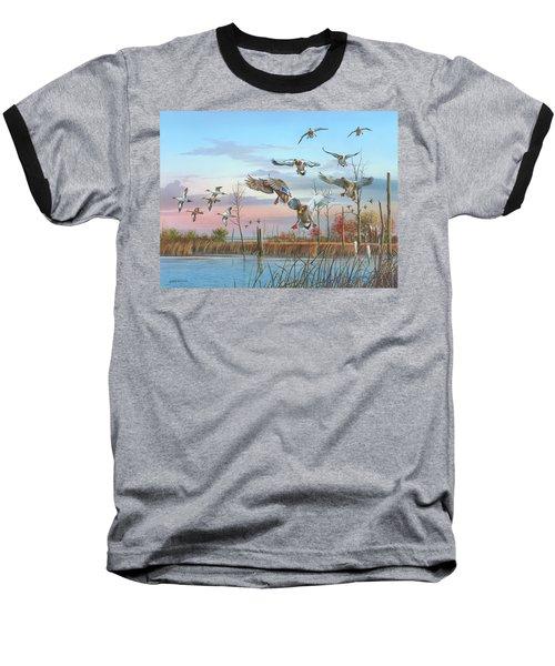 A Safe Return Baseball T-Shirt