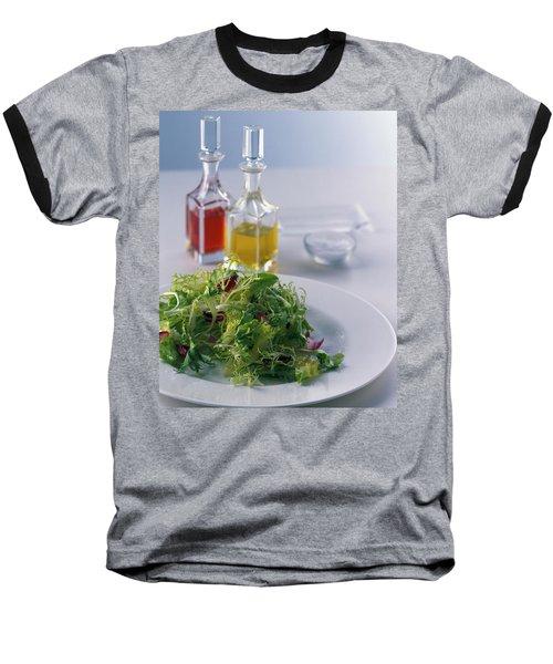 A Salad With Dressings Baseball T-Shirt