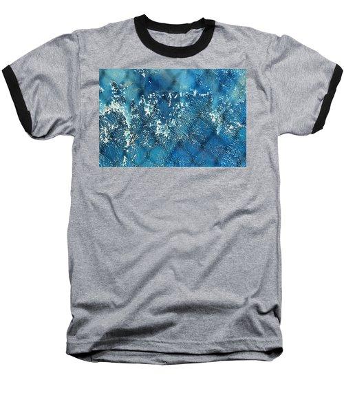 A Sea Of Patterns Baseball T-Shirt