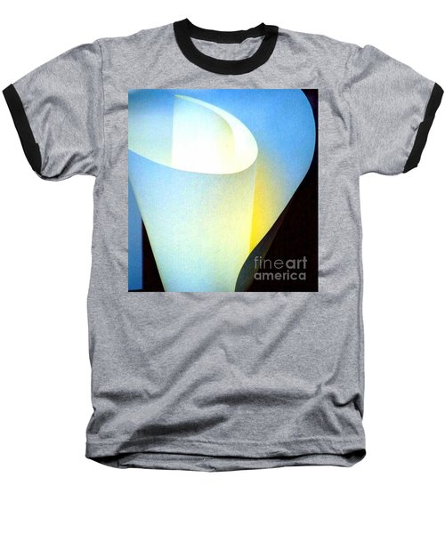 Baseball T-Shirt featuring the photograph A Shade Of Illumination by Michael Hoard